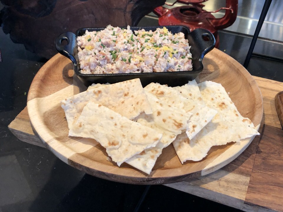 Smoked Brook Trout Dip - $14.00