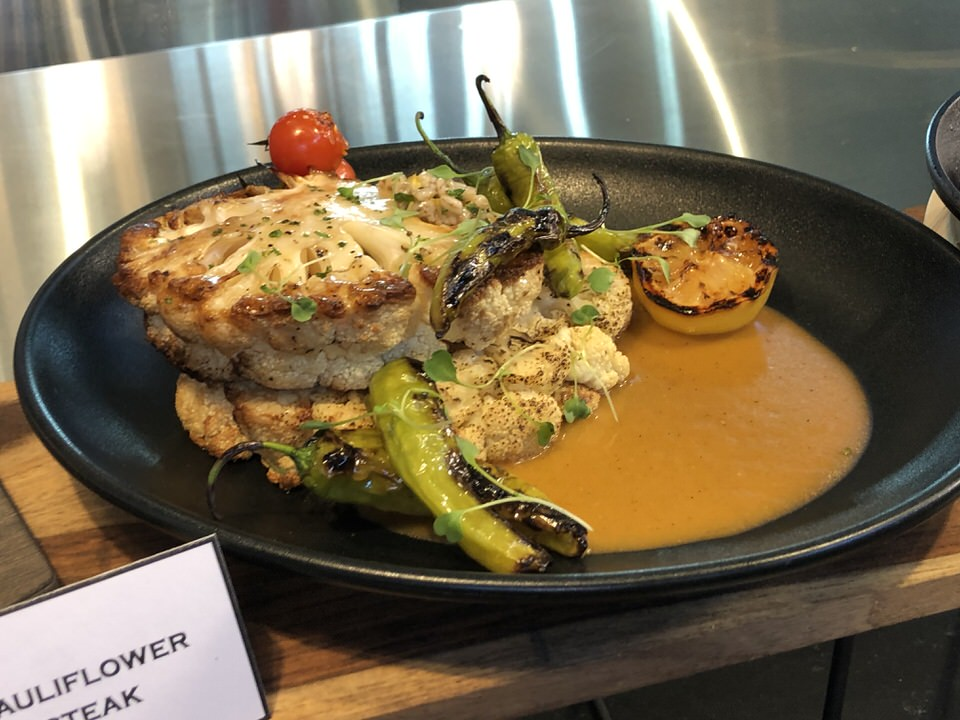 Cauliflower Steak - $16.00