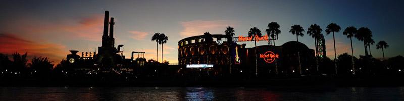 Universal Orlando Resort Citywalk Restaurants Universal