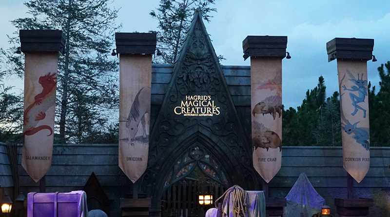 Review: Hagrid's Magical Creatures Motorbike Adventure