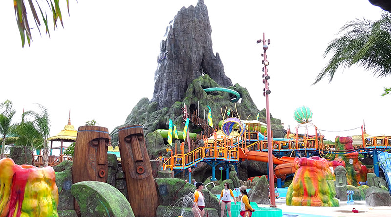Universal Releases Statement on Recent Volcano Bay Incident