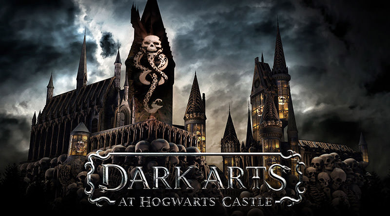 Dark Arts at Hogwarts Castle Arriving in Time for Halloween