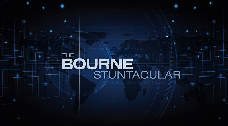 The Bourne Stuntacular Coming to Universal Orlando in 2020