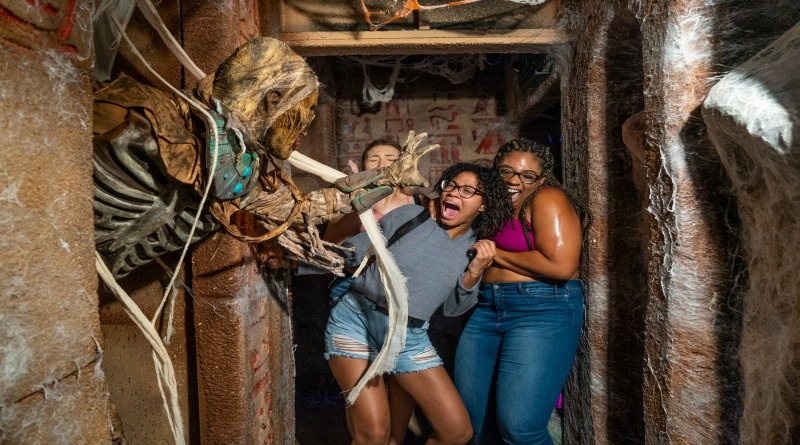 Universal Orlando Resort Announces 2020 Dates for Halloween Horror Nights