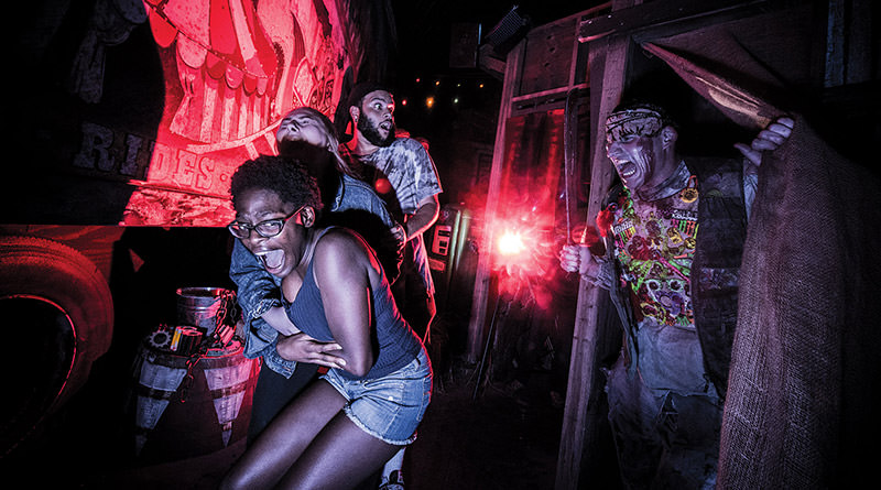 Halloween Horror Nights 2020 is Officially Cancelled