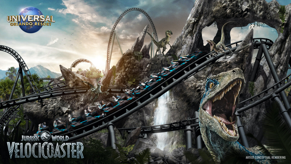 01_Universal Orlando Resort Reveals New Jurassic World VelociCoaster