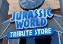 Jurassic World Tribute Store Coming to Universal